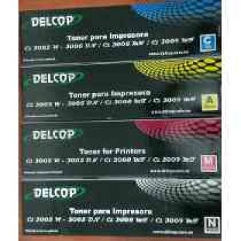 TONER DELCOP CL3005/08/09 NEGRO ALTA CAP