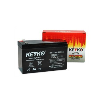 Baterias 12v 9ah Keyko Ups/lamparas De Emergencia