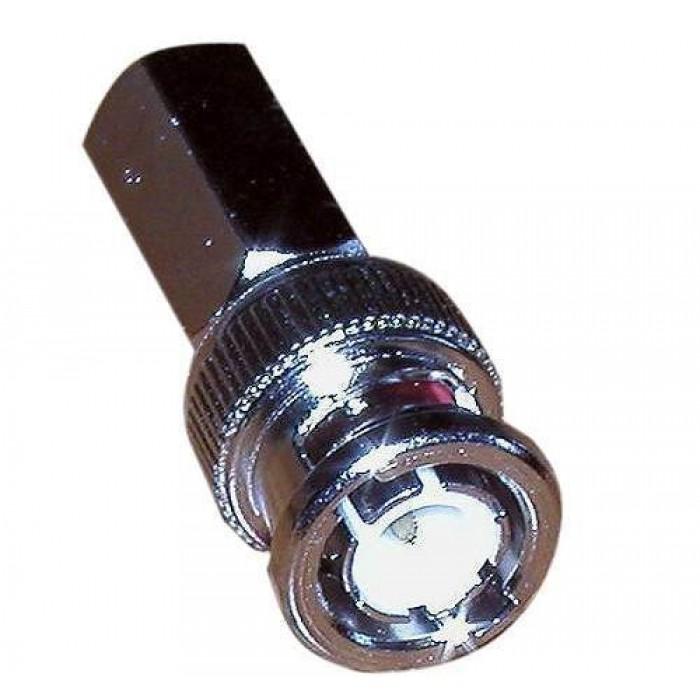 CONECTOR BNC ROSCABLE PARA CABLE RG-59