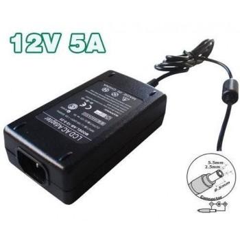 FUENTE DE PODER CCTV 12 V 5 AMP