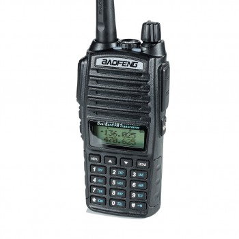 Radio Portatil Baofeng UV-82HP Banda Dual VHF/UHF