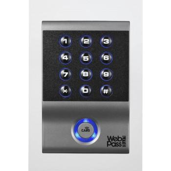 WEBPASS CONTROL DE ACCESO RFID
